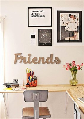 Friends Mantar Pano